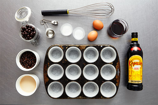 espresso martini cupcakes ingredients